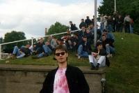 Beim FC Berlin (BFC Dynamo) Mitte der 90er