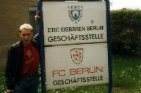 Geschäftsstelle des FC Berlin (BFC Dynamo)