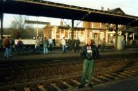 Zu Gast in Leipzig-Leutzsch - 1995