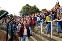 Zu Gast beim BFC Dynamo im Sportforum 1995)