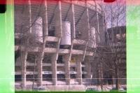 Estadio Santiago Bernabéu von Real Madrid, 1994 (Pocketfilm)