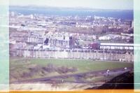 Vor Ort im schottischen Edinburgh, Frühjahr 1994 (Pocketfilm)