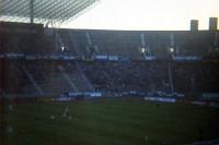 Berliner Olympiastadion Anfang der 90er Jahre
