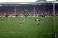 VfL Bochum - Borussia Dortmund im Ruhrstadion, Anfang 90er Jahre