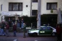 Die Polizei dein Freund und Helfer auch Anfang der 90er