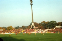 Rudolf-Harbig-Stadion von Dynamo Dresden (1995)