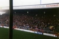 Georg-Melches-Stadion von Rot-Weiss Essen Anfang 90er Jahre