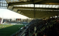 Ulrich-Haberland-Stadion Anfang der 90er Jahre