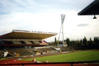 Jahn-Sportpark in Berlin, Mitte der 90er Jahre