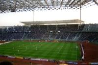 Berliner Olympiastadion Mitte der 90er Jahre