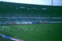 Waldstadion von Eintracht Frankfurt, Anfang der 90er Jahre