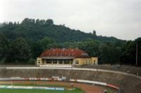 Stadion am Zoo des Wuppertaler SV, Mitte der 90er Jahre