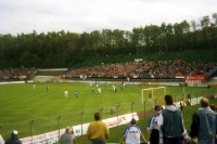 Westsachsenstadion des FSV Zwickau 1994/95