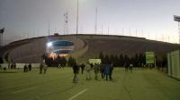 Azadi-Stadion in der iranischen Hauptstadt Teheran
