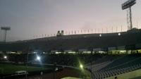 Warten auf das Derby im Azadi-Stadion von Teheran