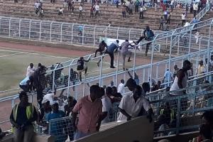 Silver Strikers FC vs. Karonga United