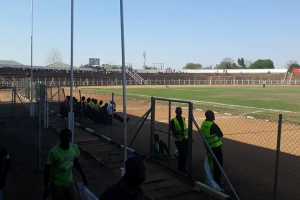 Civil Sporting vs. Blue Eagles