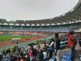 Sport Pesa Cup in Daressalam (Tansania)