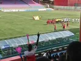 Vipers SC vs. SC Villa Jogoo