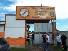 Atletico Lugano vs. Juventud Unida