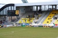 Heimfans beim Spiel AC Horsens vs. FC Nordsaelland