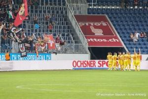 FC Luzern vs. Neuchâtel Xamax
