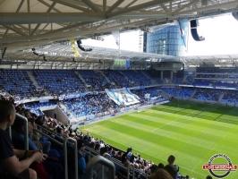 Slovan Bratislava vs. Dunajska Streda