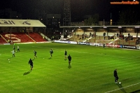 Der Griffin Park des Brentford FC (League One / 2012/13)