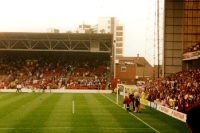 City Ground von Nottingham Forest, Mitte 90er Jahre