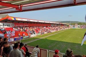 Accrington Stanley vs. Luton Town