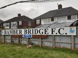 Bamber Bridge FC vs. Grantham Town FC