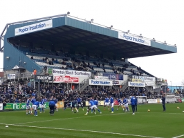 Bristol Rovers vs. Burton Albion