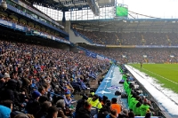 Chelsea FC vs. Arsenal FC an der Stamford Bridge