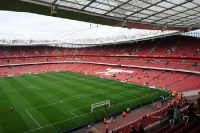 Emirates Stadium des Arsenal FC in London