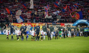 FC Basel vs. Manchester City