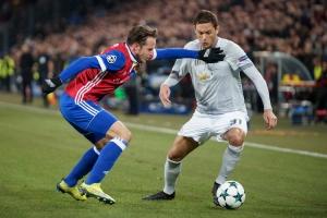 FC Basel vs. Manchester United