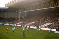 1993: Manchester City - FC Liverpool an der Maine Road