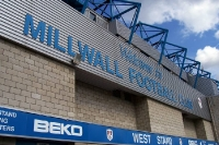 Stadion New Den des Millwall FC in London