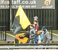 Newport County AFC vs. Exeter City FC
