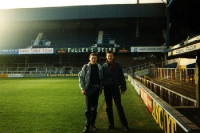 Loftus Road / Rangers Stadium der Queens Park Rangers, London 1993