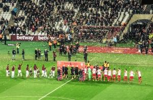 West Ham United vs. West Bromwich Albion