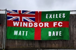 Windsor FC vs. Virgina Water FC