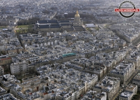 Blick auf Paris