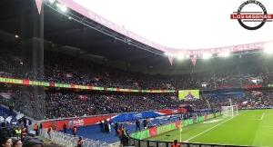 Paris St. Germain vs. Girondins Bordeaux