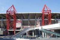 Stadion von Olympiakos Piräus