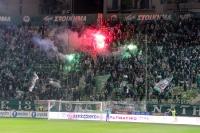 Panathinaikos Athen vs. AO Xanthi, 2:0