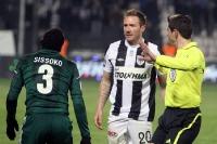 PAOK Thessaloniki vs. Panathinaikos Athen