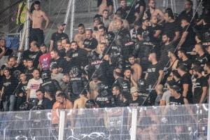 Slovan Bratislava vs. PAOK Saloniki