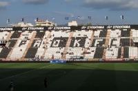 Toumba Stadion von Panthessalonikeios Athlitikos Omilos Konstantinoupoliton