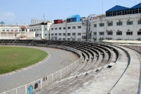 Old stadium in Phnom Penh, Kambodscha